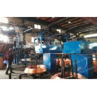 Buy cheap Annnual 5000MT D8-15mm Copper Rod Upcasting Process Oxygen Free Continuous from wholesalers