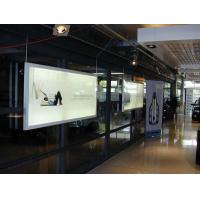 White Waterproof Front Printing Backlit Posters Printing with your picture printing Manufactures