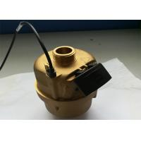 Brass Rotary Multi Jet Piston Water Meter Pipe Dia DN15 - 40mm For Potable Water Supply Manufactures