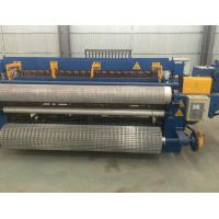 Buy cheap Steel Wire Mesh Welding Machine , High Flexibility Gabion Mesh Machine from wholesalers
