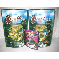 Water Proof Oil-Resistance Foil Bag Packaging For Coffee / Tea Manufactures