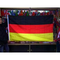 National Custom Polyester Flags Pantone Color Use In Sports Competition Manufactures