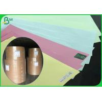 70*100cm 70gsm 80gsm Uncoated Woodfree Color Paper For Offset Printing Manufactures