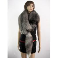 A Whole Silver Fox Scarf Fur Shawl Manufactures