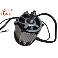 Brushless DC Electric Vehicle Motor / PMSM Motor 1.5KW 60V With Wide Speed Range Manufactures