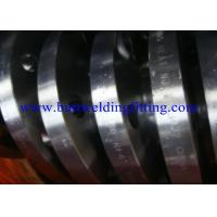 China Slip On Weld Flange Dimensions 150 A182 F48 UNS S32304 Alloy Steel Flange on sale