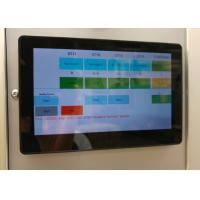 Power Over Ethernet Touch Screen Wall Display Door Intercom Device With Android System Manufactures