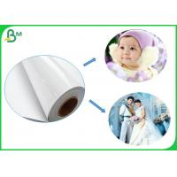 150gsm 190gsm Or Customized Water Base Glossy And Matte Coating Printing Inkjet RC Photo Paper Manufactures