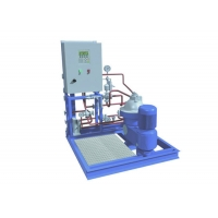 CCS Certificate Power Station Equipment Fuel Oil Handing Treatment For Power Plant Manufactures