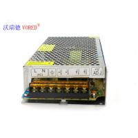 Switch CCTV Power Supply DC 24V  5A  Output Metal Material Compact Size Manufactures