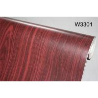 Cheap Eco - Friendly 3D Non - Pasted Living Room Wallpaper Wooden Style Wallpaper for sale