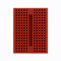 Students DIY Yellow Mini Breadboard 170 Tie Point without Buckle Manufactures
