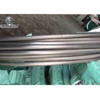 Coiled Nichrome Bare Thermocouple Wire 1200℃ Chromel Aumel ANSI Standard Class I 1 Meter Length Manufactures