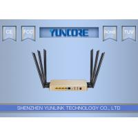 High Speed High Conversion Rate Gigabit Wireless Router 1200Mbps CE Certificated Manufactures