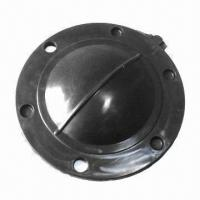 Diaphragm Rubber/Molded Rubber Parts, Made of EPDM, NBR, Silicone, Viton, CR, NR and SBR Manufactures