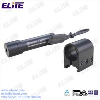 FDA Certified RS-0600A 4mw 635nm Waterproof Red Laser Sight with Rail Mount for Rifles & Pistols Manufactures
