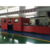 Stainless Steel Sheet  Metal Laser Cutting Machine With Japan YASKAWA Servo Motor and Drivers