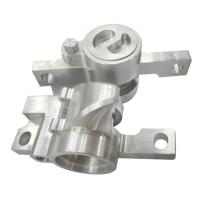 Cheap Clear Anodized Nylon / Bronze CNC Prototyping Service For Bicycle Clutch System for sale