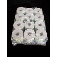 12rolls Packing Toilet Tissue Paper Roll 10 x 10cm Recycle Wood Pulp Manufactures