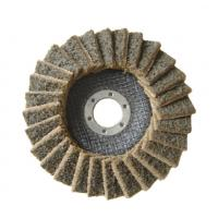 Quality 115 125 coarse medium fine surface conditioning flap disc for sale