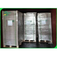 Strong Stiffness 1.2mm 1.5mm 2.0mm Grey Chipboard In Sheet For Packaging Manufactures