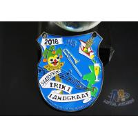 Quality Promotional Custom Design Medals Funny Childrens Medals Black Nickel Plating for sale