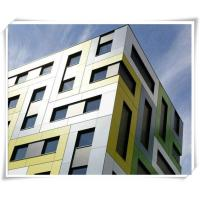 China Weather Resistant And Good Quality Office Building Wall Cladding on sale