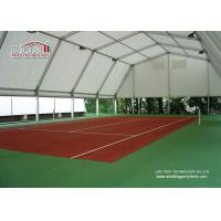 China Aluminum Sports Team Tent Canopy / Sports Shelter Tent 20X50 Feet on sale