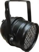 LED 36*1W / 3w (R12,G12,B12) par 64 rgb dmx 512 controller stage lighting Manufactures
