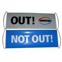 Buy cheap Personalised Vinyl Banner Signs / Sports Handle Full Color Vinyl Banners from wholesalers