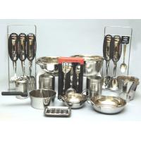 Tri-ply Stainless steel double boiler Manufactures