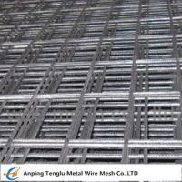Buy cheap Wire Mesh Reinforcement|Welded Steel Bar Panels 6m Length for Concrete from wholesalers