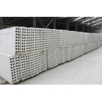 Sound Insulation Hollow Core Concrete Panels / Lightweight Partition Wall Panel