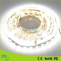 SMD2835 Super Bright Dimmable LED Strip Lights IP65 6000lm / roll Manufactures