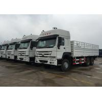 Light Goods HOWO Economic Cargo Vehicles 25 Tons 10Wheels LHD 290 HP Two Berth Manufactures