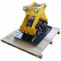 China High Efficiency Backhoe Plate Compactor For Hyundai R220 R250 Excavator on sale
