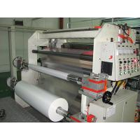 China Banner PVC Sheet Extrusion Line / Grid Hollow PP Sheet Making Machine on sale