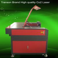 Transon CNC Control Co2 Laser Type Peru Laser Engraving Cutting machine From China