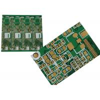 FR4 Immersion Gold PCB Prototype Board 1.6mm Impedance Control Manufactures
