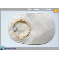 57Mm Closed Two Piece Colostomy Bag , Small Colostomy Bags with Carbon Filter Manufactures