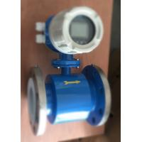Electromagnetic Type Flow Meter / Stainless Steel Flow Meter For foreign Lanuage Manufactures