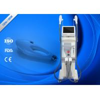 Upgrade System SHR IPL Hair Removal Machine Pigment Therapy White / Grey Color Manufactures