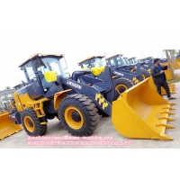 LW300FN 130kN 3 Ton Construction Wheel Loader With Spare Parts Manufactures