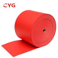 Soundproofing Flame Retardant Polyurethane Foam Thin Heat Insulation Material Manufactures