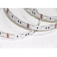 Waterproof RGB IP65 5050 LED Strip Lights Dimmable Battery Powered Manufactures