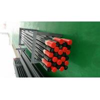 Threaded drill rod, percussion drill stem, drill pipe for sale Manufactures