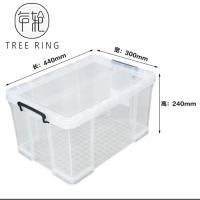 """Buy cheap Transparent Useful Box Plastic Storage Box,44*30*24 cm, 17.3"""" *11.8""""*9.5"""" ,Clear from wholesalers"""