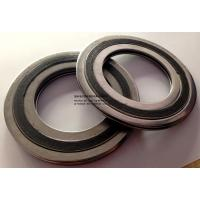 Buy cheap SS316&flexible graphite Spiral Wound Gaskets from wholesalers