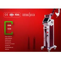 Beauty Salon Co2 Fractional Laser Machine Air Cooling System 1 Year Free Warranty Manufactures