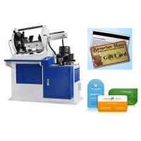Paper Label / Business Card Die Cutting Machine With Counter Pressure Device Manufactures